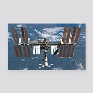 International Space Station, 2011 - Car Magnet