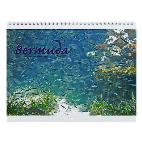 Images of Bermuda Wall Calendar