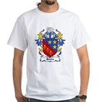 Johns Coat of Arms White T-Shirt