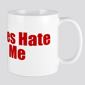 Bees Hate Me Mug