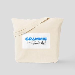 Grammie is my Favorite Tote Bag