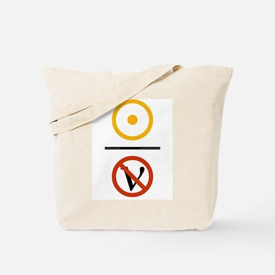 Nothing Nu Tote Bag