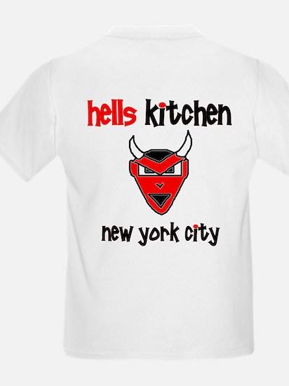 HK DEVIL ITEMS Kids T-Shirt