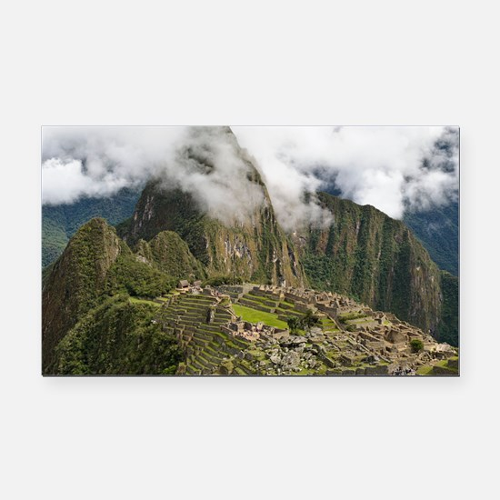 Machu Picchu, Peru - Car Magnet