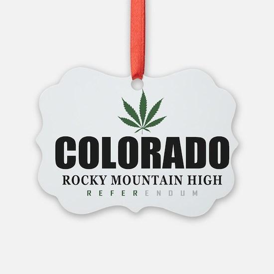 Colorado Referendum Ornament