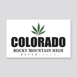 Colorado Referendum Rectangle Car Magnet