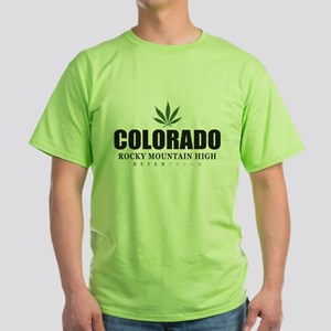 Colorado Referendum Green T-Shirt