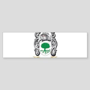 Connor Family Crest - Connor Coat o Bumper Sticker