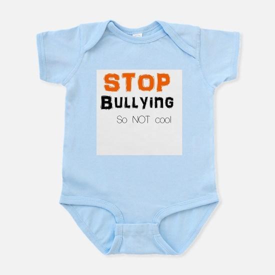 stop bullying Infant Bodysuit