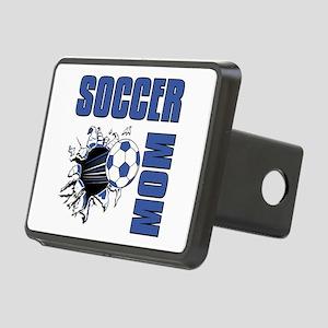 Soccer Mom Rectangular Hitch Cover
