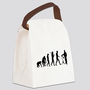 Geography Teacher Canvas Lunch Bag
