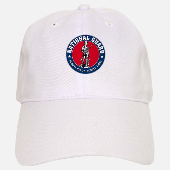 National Guard Logo Baseball Baseball Cap