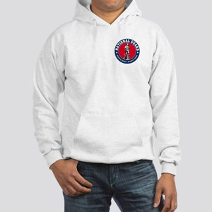 National Guard Logo Hooded Sweatshirt