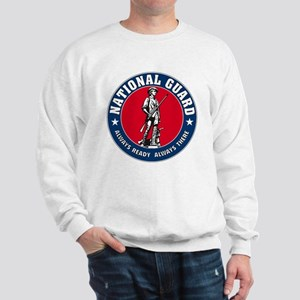 National Guard Logo Sweatshirt