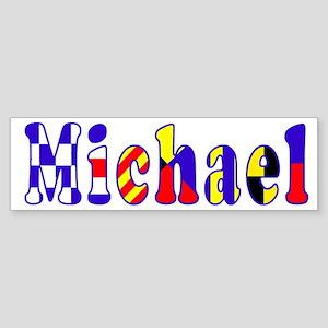 Gift for Michael Sticker (Bumper)