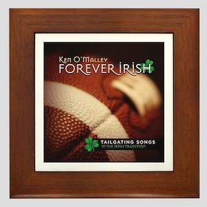 Forever Irish Framed Tile