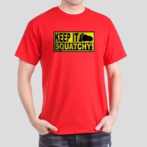 AUTHENTIC Bobo KEEP IT SQUATCHY Dark T-Shirt