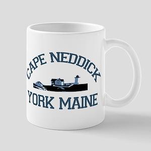Cape Neddick ME. Mug
