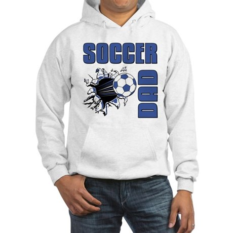 Soccer Dad Hooded Sweatshirt