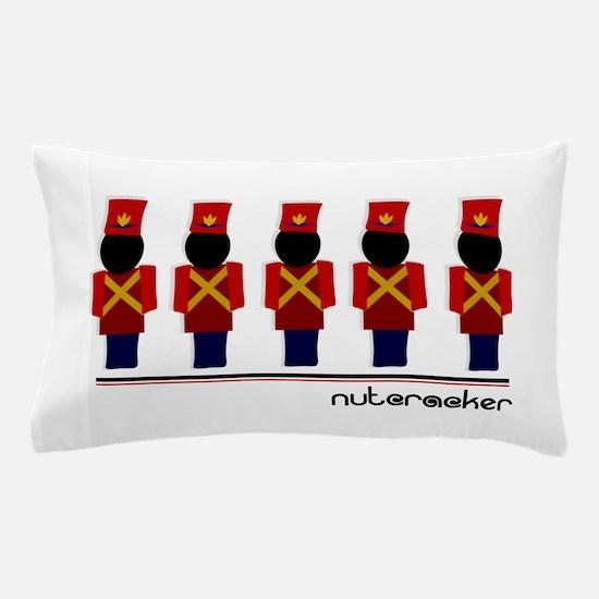 Nutcracker Soldiers Pillow Case