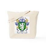Hume Coat of Arms Tote Bag