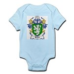 Hume Coat of Arms Infant Creeper