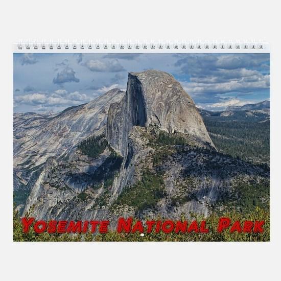 Helaine's Yosemite Wall Calendar