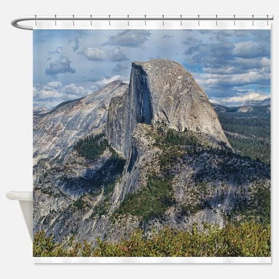 Helaine's Yosemite Shower Curtain