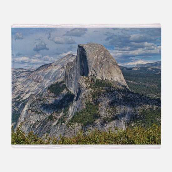 Helaine's Yosemite Throw Blanket