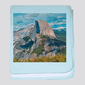 Helaine's Yosemite baby blanket