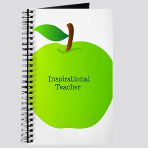 Inspirational Teacher Journal