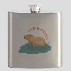 I love capybaras Flask