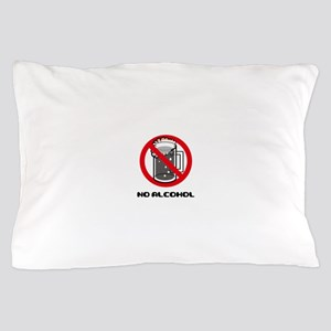 Alcohol Allergy Pillow Case