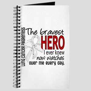 Bravest Hero I Knew Lung Cancer Journal
