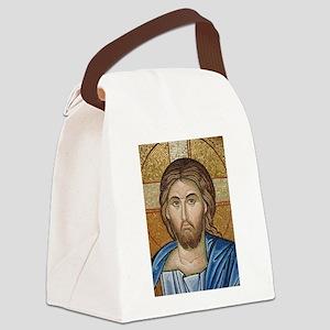 Christ Jesus Canvas Lunch Bag