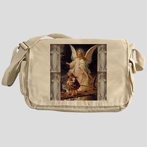Guardian Angels Messenger Bag