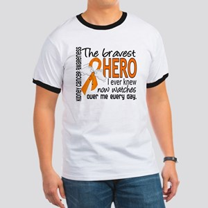 Bravest Hero I Knew Kidney Cancer Ringer T