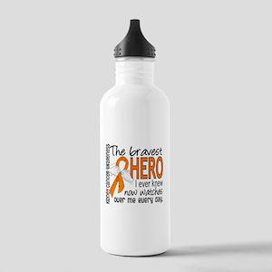 Bravest Hero I Knew Kidney Cancer Stainless Water