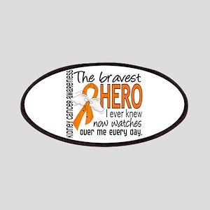 Bravest Hero I Knew Kidney Cancer Patches