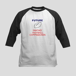 Future Commish Kids Baseball Jersey
