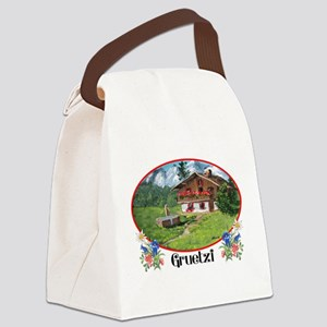 swiss gruetze Canvas Lunch Bag