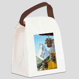 matterhorn Canvas Lunch Bag