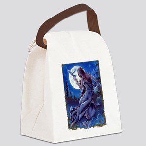 The Queen of Dreams Canvas Lunch Bag