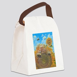 Bumble Fae Canvas Lunch Bag