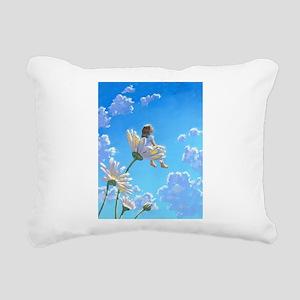 Thumbelina Fae Rectangular Canvas Pillow