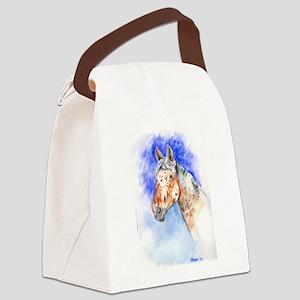Isabel Canvas Lunch Bag