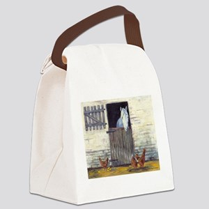Stable Canvas Lunch Bag