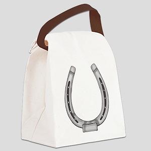 shoe Canvas Lunch Bag