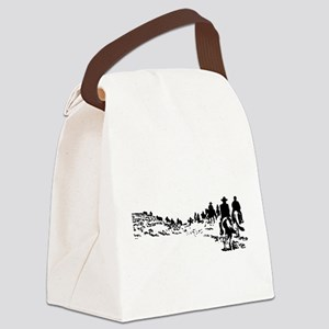 RRR chile feed and ride20062a Canvas Lunch Bag