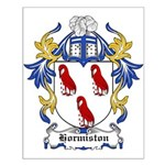 Hormiston Coat of Arms Small Poster